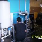 Инсталация Обратна осмоза -4м3/ч- произведена в България