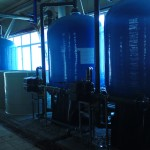 Water softener installation 120м3-Vinprom Karnobat