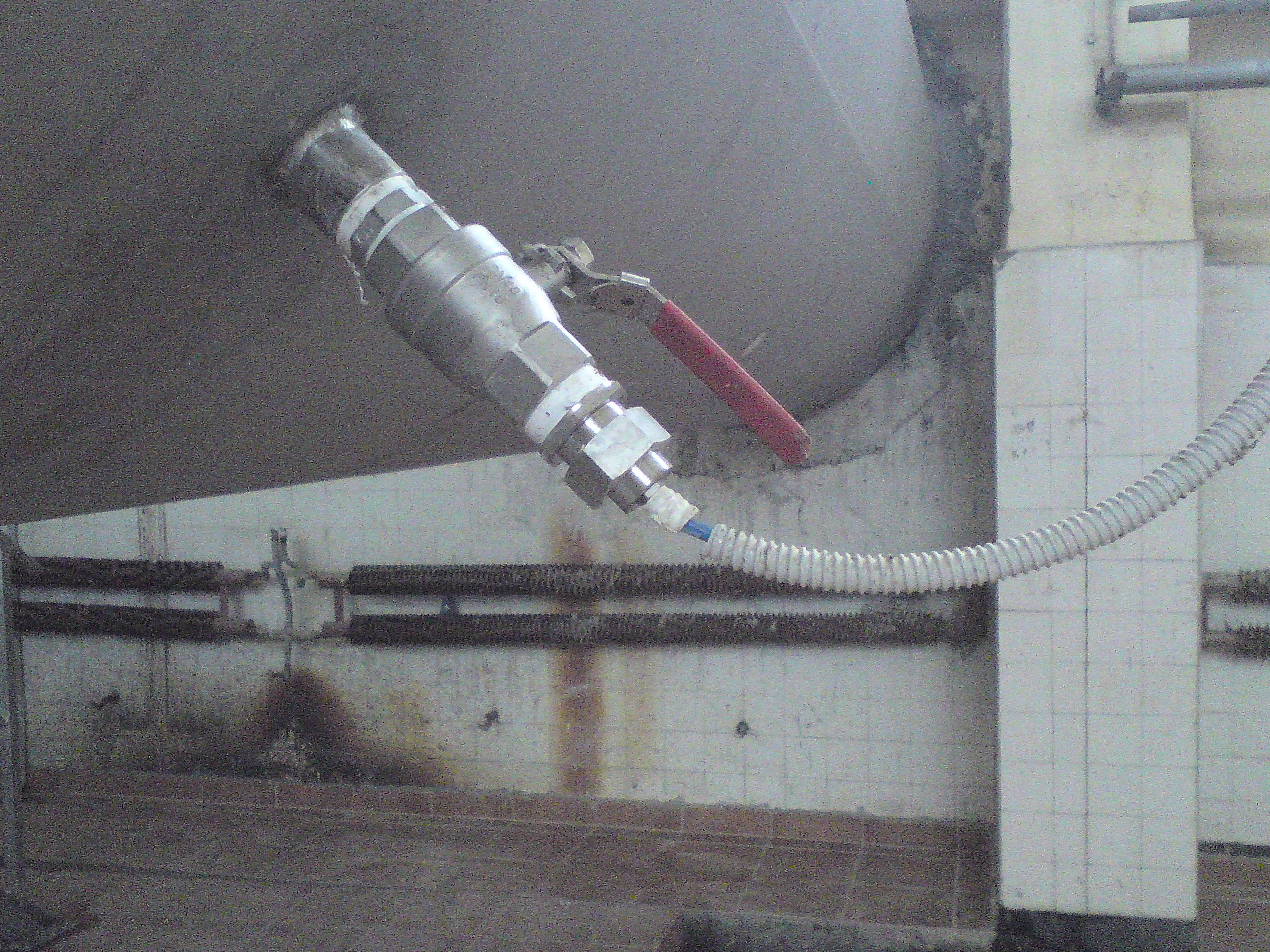 измерване на скорост на поток  - датчик KDAR007