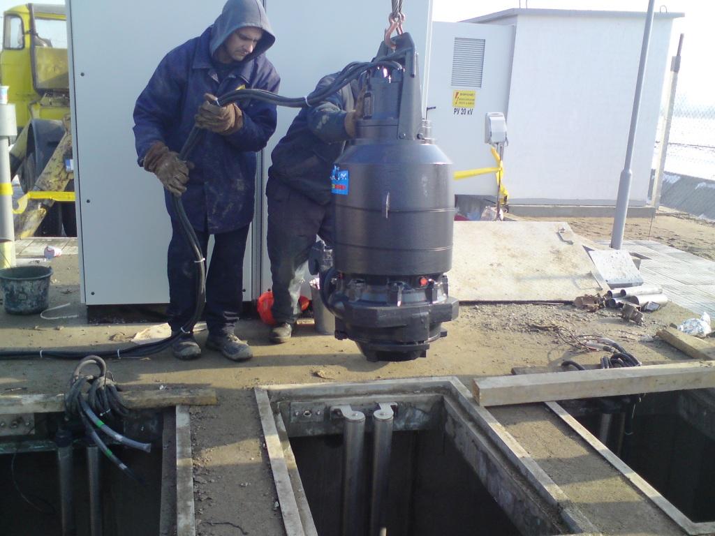 Municipal Water Supplier  (7)