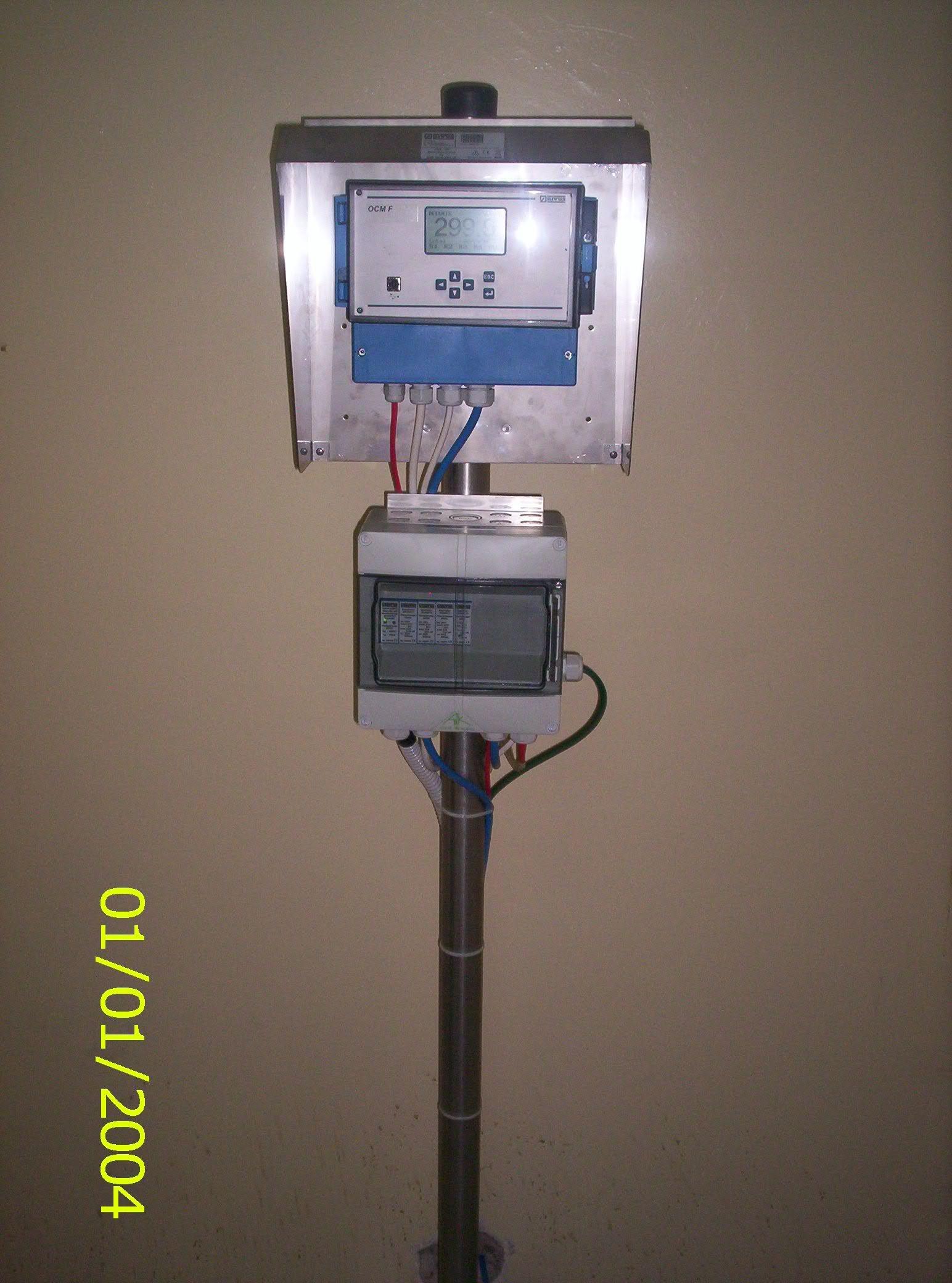 Контролер модел- OCM F